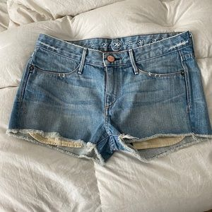 Earnest Sewn Keaton Cut-Off 279 denim shorts